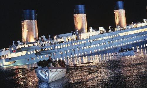 Sejarah Dari Kapal Titanic