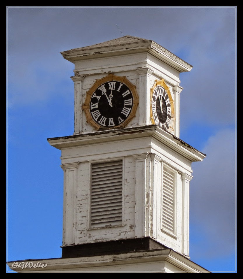 Salem NY Clock Tower