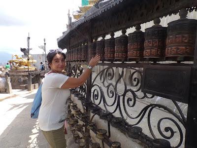 Estupa Swayambhunath