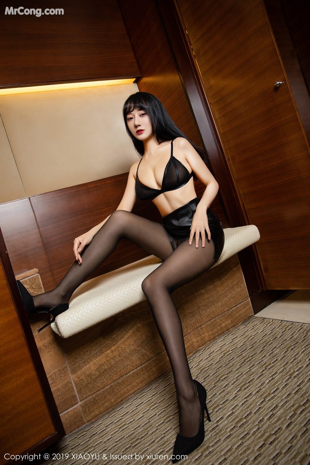 Image XiaoYu-Vol.092-He-Jia-Ying-MrCong.com-005 in post XiaoYu Vol.092: He Jia Ying (何嘉颖) (74 ảnh)