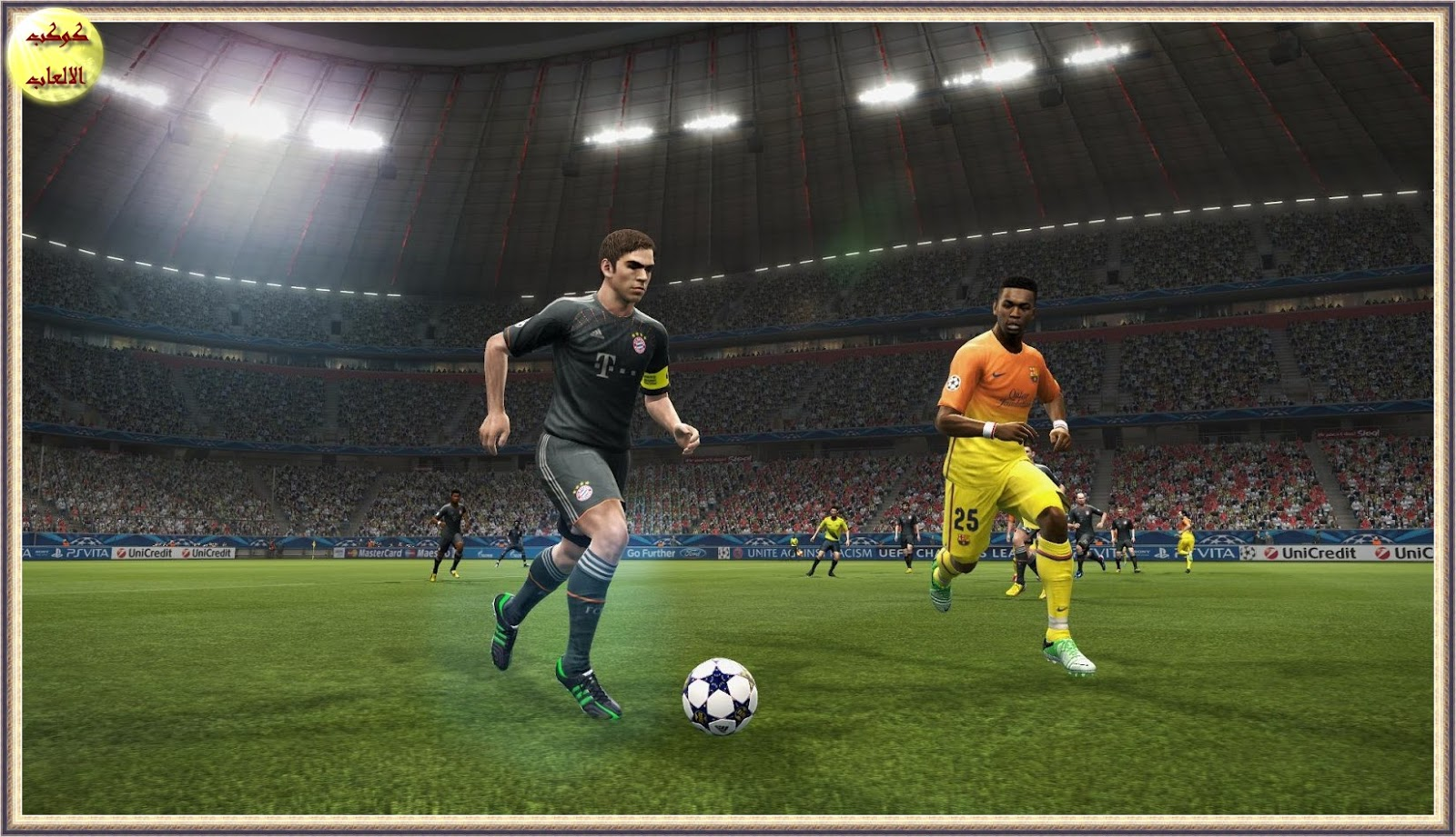 تنزيل بيس 13 Download PES 2012 games