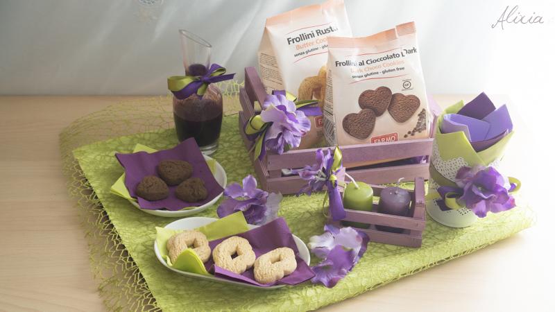Colazione con i biscotti senza glutine di farmo || Biscotti Gluten free buoni
