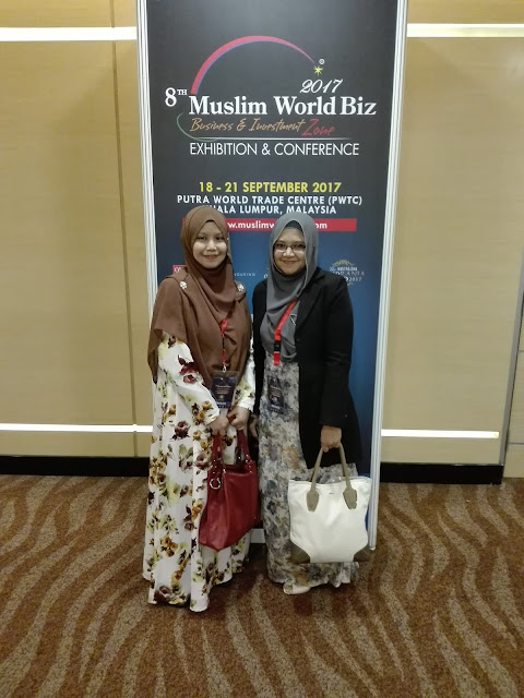 ISDEV AT MUSLIM WORLD BIZ EXHIBITION AND CONFERENCE 2017