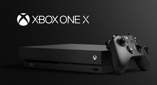 Awesome Tech Gadgets Gifts For Christmas XBOX ONE X
