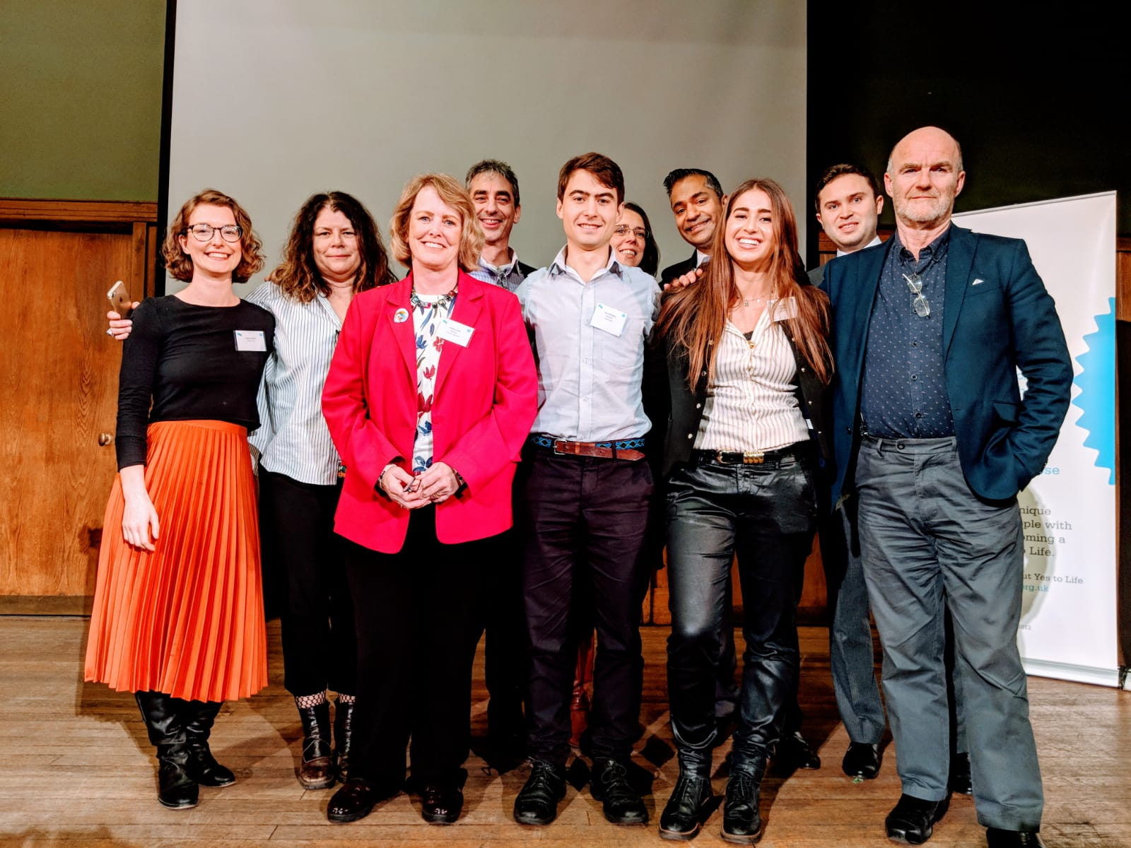 Yes to Life: Review of the Yes to Life annual conference