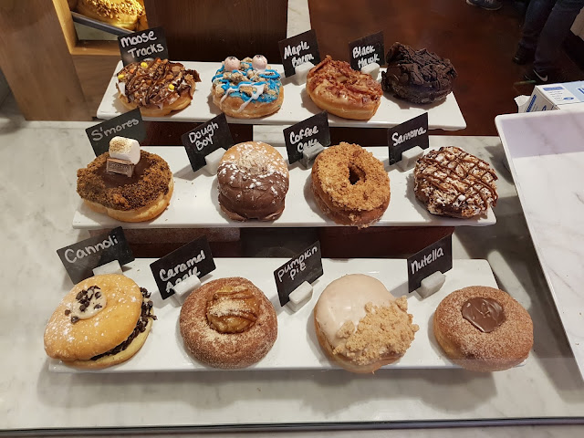 Donuts-New Haven
