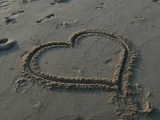 un coeur pour parler du mariage