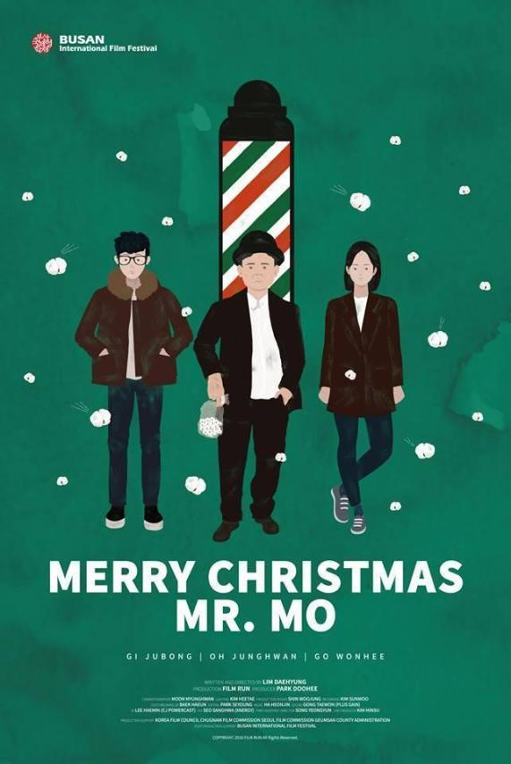 Sinopsis Film Korea 2016: Merry Christmas Mr. Mo