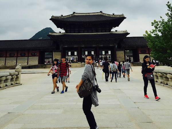 Travel Diary : Gyeongbokgung Palace,Seoul  ( Day 2)