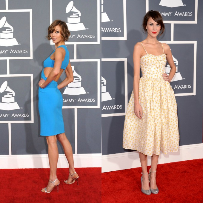 Grammy's 2013 | Organized Mess