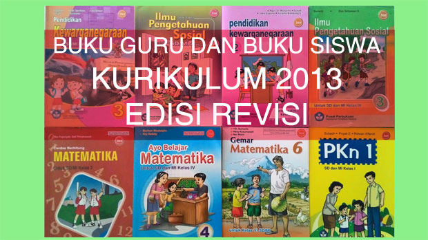 Download Buku Kurikulum 2013 Edisi Revisi 2018