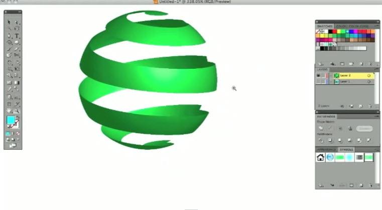 How to create 3d mapping to invisible geometry in adobe for Online drawing websites