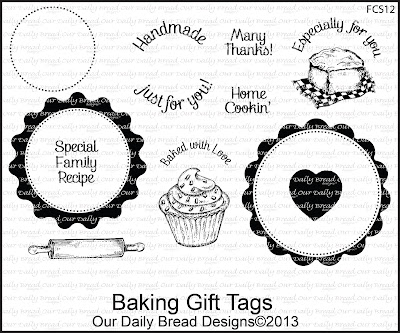 "ODBD ""Baking Gift Tags"""