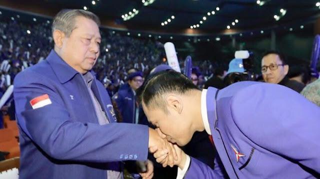Isu Sodorkan AHY Jadi Cawapres Jokowi, SBY: Semoga Sumbernya Bukan Dari Istana, Hati Saya Terlukai