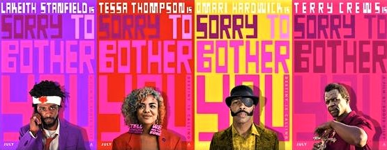 Eriks Choice Boots Riley Sorry To Bother You 2018