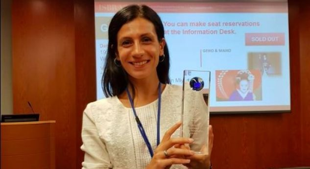 Albanian scientist Esi Domi wins International Prize in Neuroscience