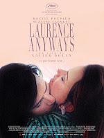 Affiche Laurence Anyways (Xavier Dolan)