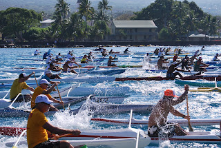40th Annual Queen Lili'uokalani Canoe Race 4
