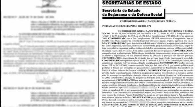 Diretores do IPC são afastados por suspeita de fraudar folhas