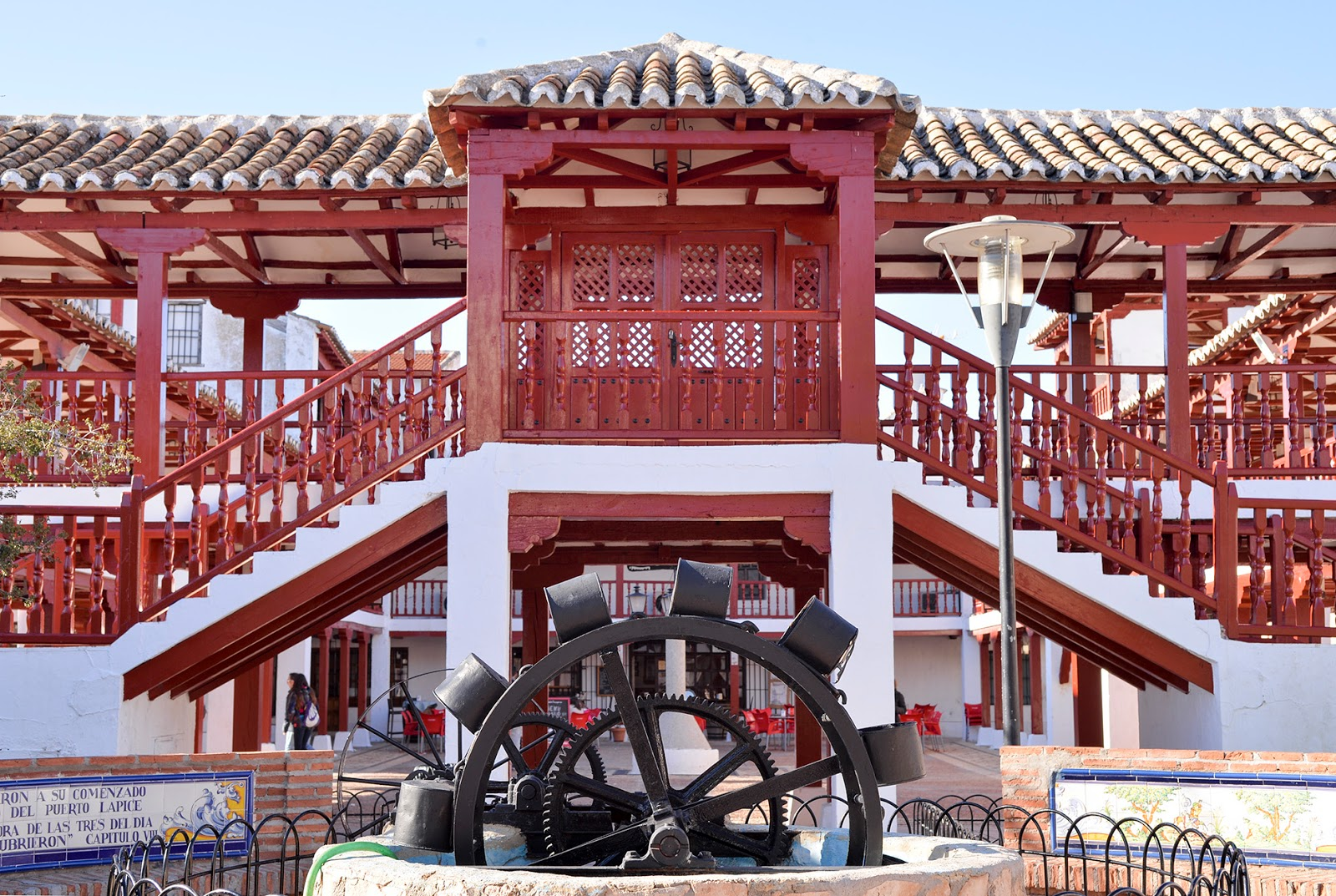puerto lapice ciudad real venta quijote quixote la mancha