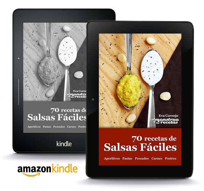 70 recetas de salsas fáciles (ebook)