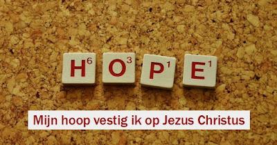 Jezus, onze hoop, Leef je geloof, Hillie Snoeijer, christelijk psycholoog Baflo