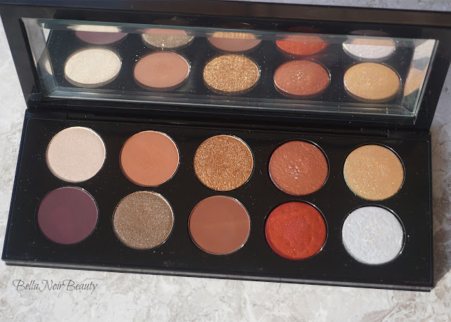 Pat McGrath Mothership V Bronze Seduction Eyeshadow Palette | bellanoirbeauty.com