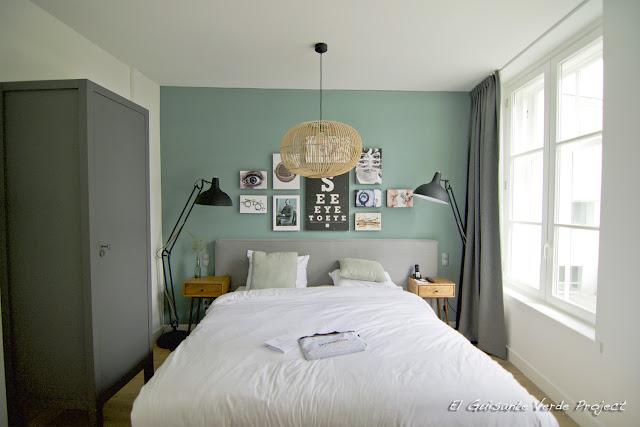 Eye Hotel, hab. 103 - Utrecht por El Guisante Verde Project