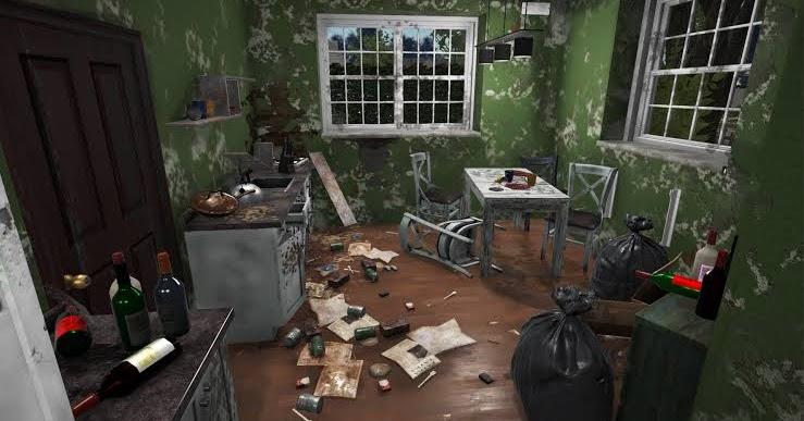 تحميل لعبة تنظيف البيوت House Flipper ومتطلبات تشغيل اللعبة