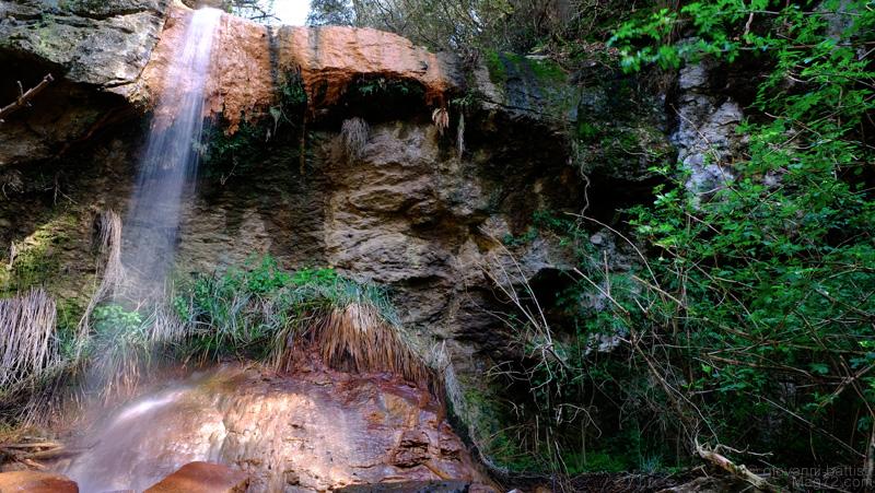 La cascata della Diosilla