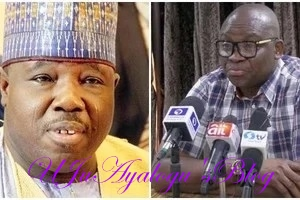 PDP shows Fayose 'exit door' after defection rumour
