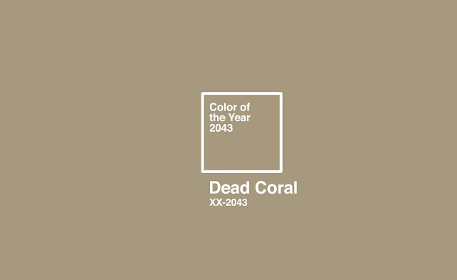 Dead-coral-color-PANTONE-del-año-2043-contaminación-marina