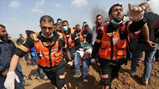 Israel: Ley de derechos humanos no se aplica para marchas de Gaza