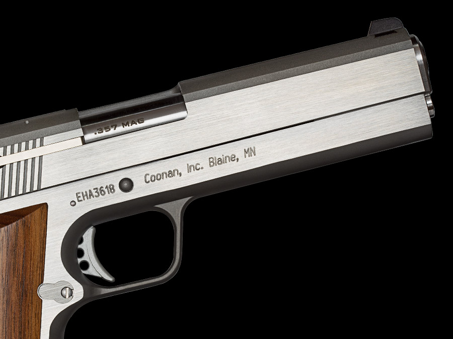 Old Glory Gunsmith Shoppe: Weapons of Choice: Coonan M1911