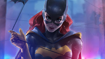 Batgirl, DC, Superhero, 4K, #6.2037