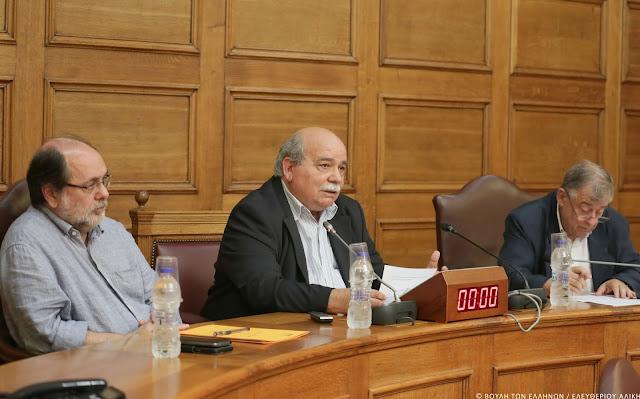 Εκδηλώσεις για τα 200 χρόνια από την ελληνική επανάσταση διοργανώνει η Βουλή και στο Ναύπλιο