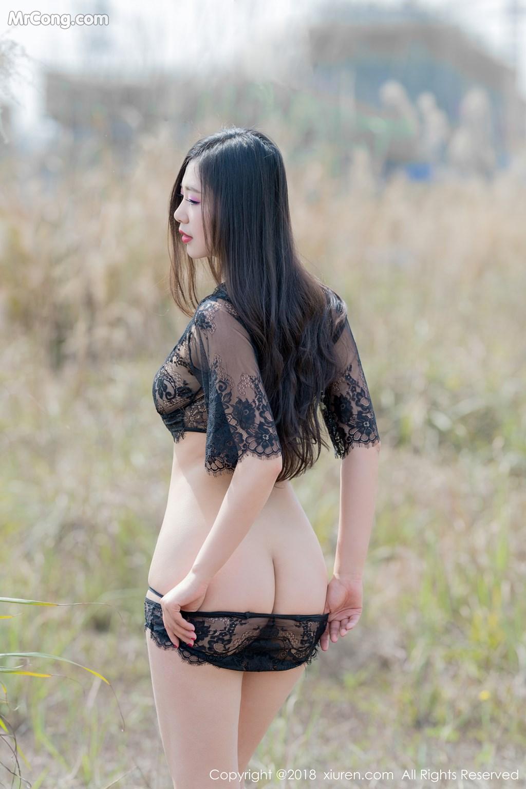 Image XIUREN-No.1058-KiKi-MrCong.com-005 in post XIUREN No.1058: Người mẫu 宋-KiKi (36 ảnh)