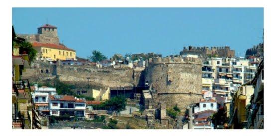 Η άλωση της Θεσσαλονίκης από τους Τούρκους το 1430 μ.Χ.
