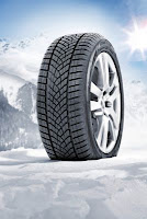 Noua anvelopa Goodyear Ultra-Grip Performance