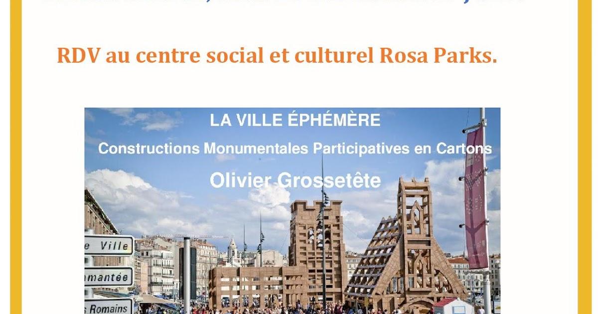 Centre social et culturel rosa parks - Decathlon paris 19 rosa parks paris ...