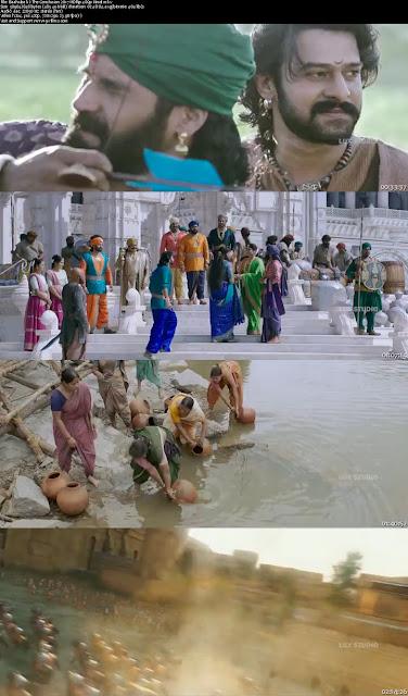 Baahubali 2 The Conclusion 2017 HDRip 480p Hindi