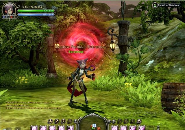 Dragon Nest Offline Trial sub English