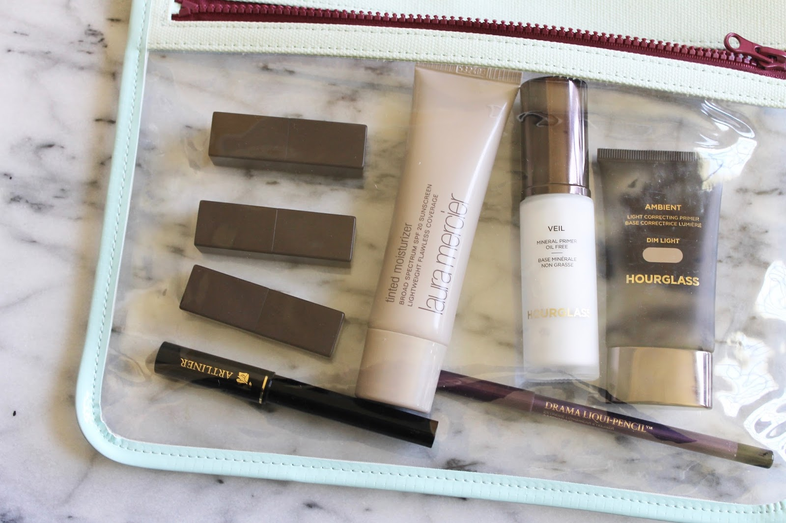 5 TIPS TO MIX UP YOUR MAKEUP BAG FOR WARMER WEATHER