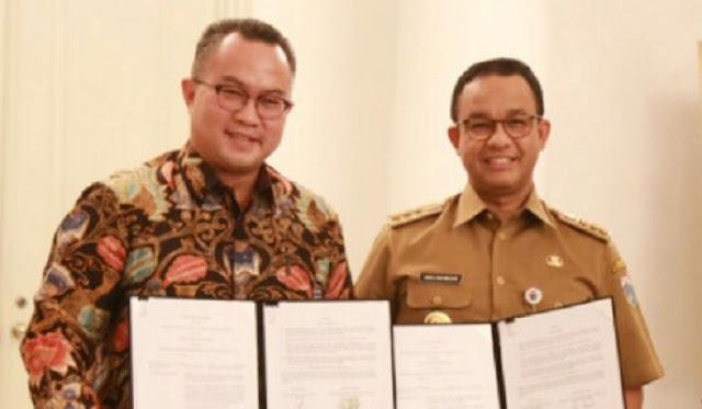 Gandeng IPB, Pemprov DKI Jakarta Akan Bangun Pusat Penelitian Maritim di Ancol