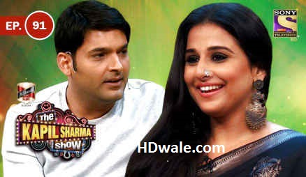 The Kapil Sharma Show Episode 91 Download 19 March 260mb