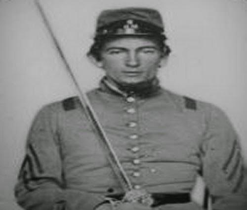Confederate Sergeant picture 2