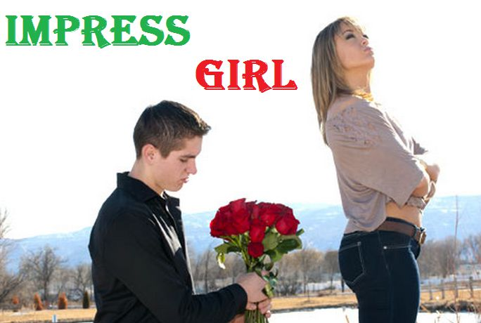 Image result for Some ways to impress a girl