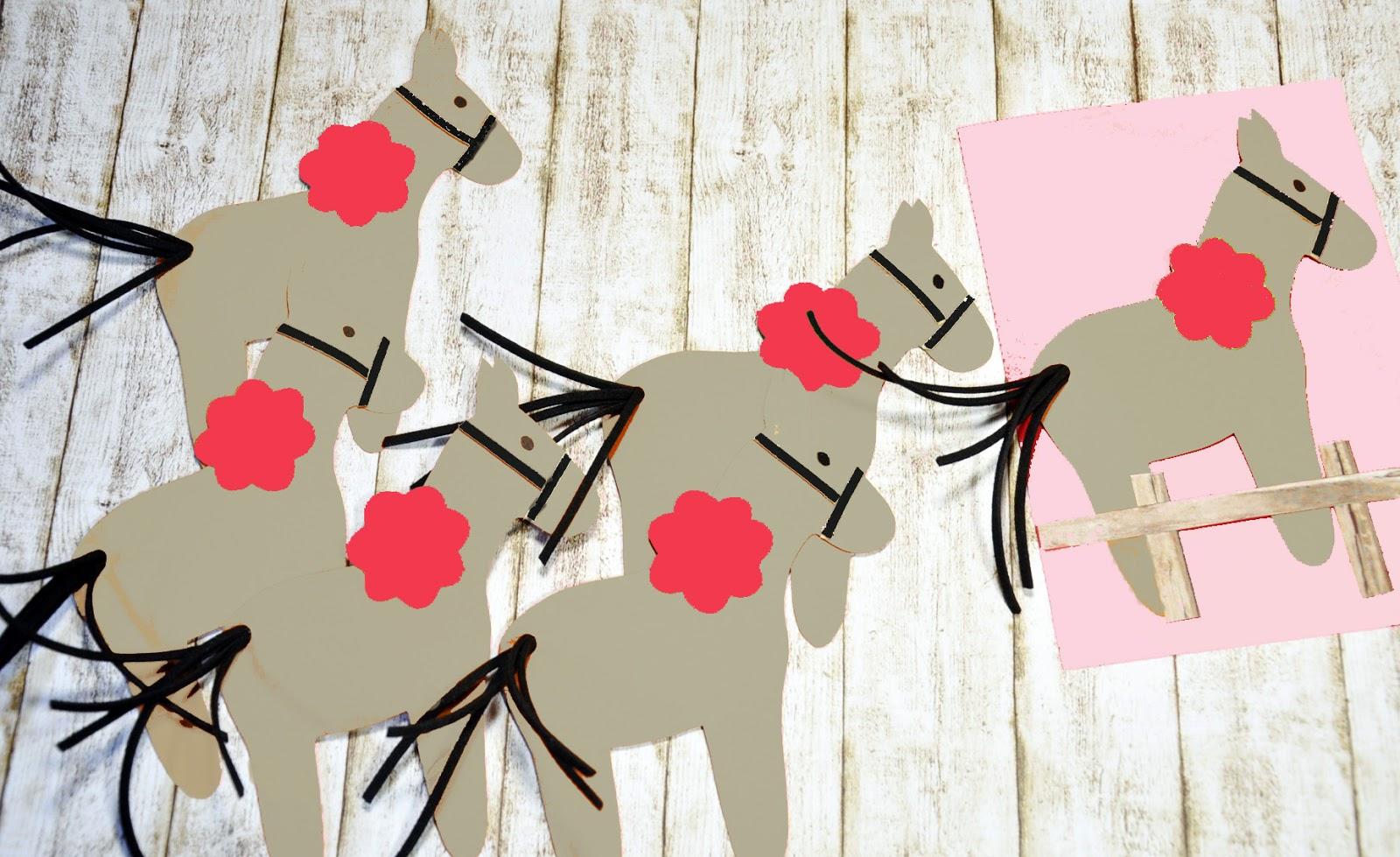 karten bewahren den moment: einladungskarte pferd marlon, Einladung