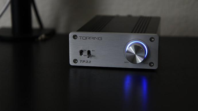 Wallpaper: Digital Mini Amplifier