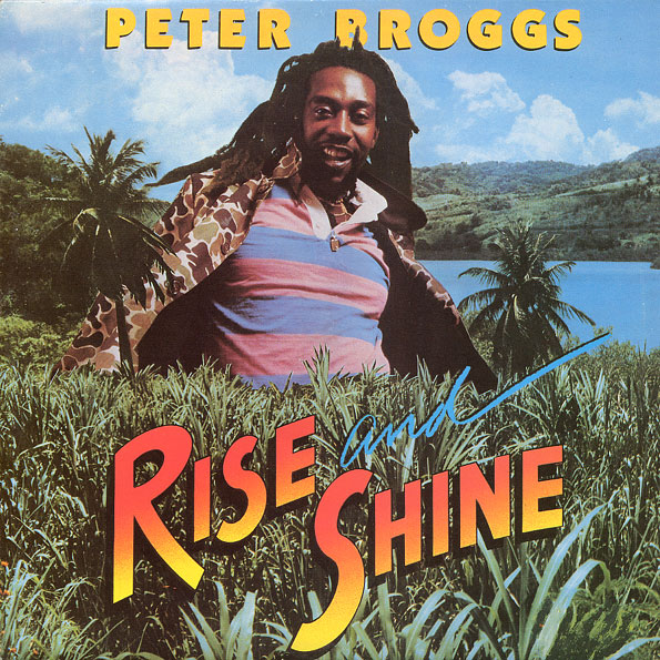 PETER BROGGS - Rise and Shine (1982)